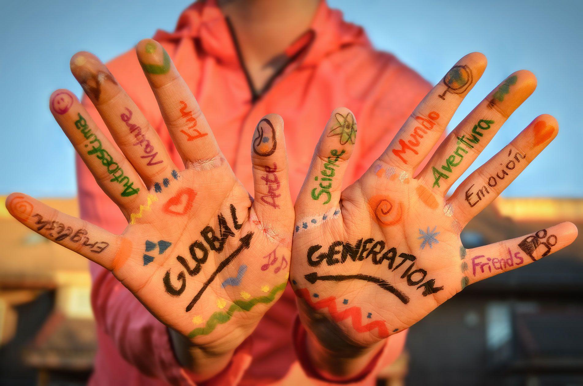 global generation campamentos internacionales